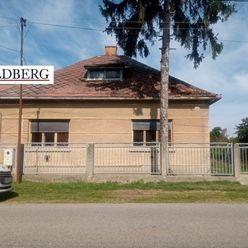 Na predaj rodinný dom MOČA, Komárno