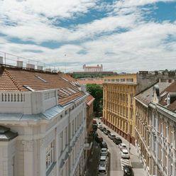 4 izb. nový apartmánový byt Gunduličová pri prezidentskom paláci