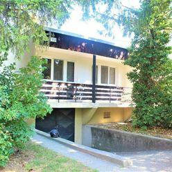 2-izbový dom | pozemok 800 m2 | všetky siete | PREDAJ | BA - Vrakuňa (Lesopark)