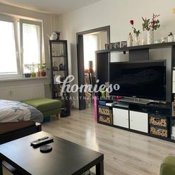 PRENÁJOM 1 izbový kompletne zariadený byt v Nitre