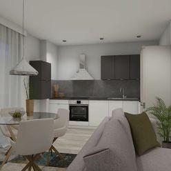 4 - IZBOVÝ byt s  KUCHYŇOU V CENE BYTU v novom projekte NOEMIS Stupava