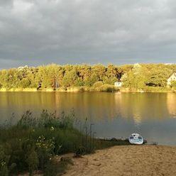 Pozemok pri jazere Plavecký Štvrtok
