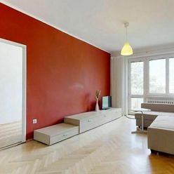 Slnečný 3 izb. byt v obľúbenej časti Ružinova-Ostredky