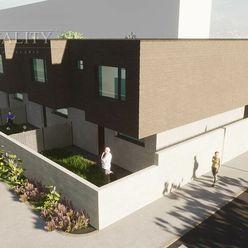 Moderná novostavba rodinného domu ''na kľúč'', pozemok 184 m2, 2x parkovacie státie, Trenčín, ul. Dukl