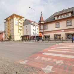 Jedinečná investičná príležitosť - historická budova na predaj - centrum Poprad