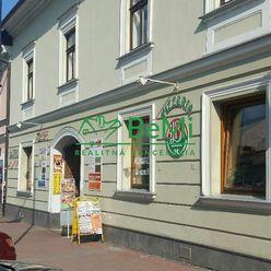 Na prenájom kancelárie s parkovaním 17 m2 a 15 m2 Banská Bystrica - centrum (ID-492-26-ZUS)