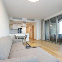 HERRYS - Na prenájom moderný 3 izbový byt s garážovým státím na 25 p. vo veži I v jedinečnom projekt