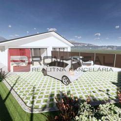 REZERVOVANÝ Na predaj kvalitná novostavba 4 izbového domu v Cíferi
