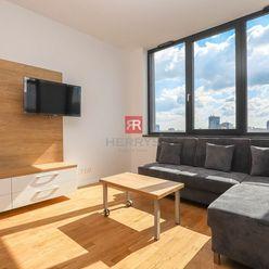 HERRYS - Na prenájom úplne nový moderný 2 izbový byt s garážovým státím v novostavbe PROXENTA RESIDE