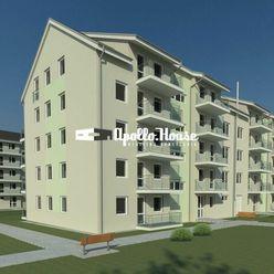 NOVOSTAVBA - 1 izbový byt v Pezinku