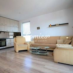 PRENÁJOM 3 izbový zariadený byt v novostavbe, Nitra - centrum