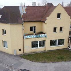 Predaj Areál s 1605m2 pozemkom a budovou Račianska ulica - Nové Mesto