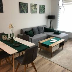 Prenájom 3-izbového bytu v novostavbe v centre mesta -REZIDENCIA TABÁŃ