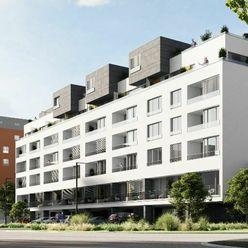 TOMACHIC - predaj 4 izbových mezonetov v projekte bytového domu