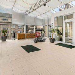 HERRYS - Na predaj unikátny mezonetový 2 izbový byt s dominantnou zimnou záhradou v centre mesta