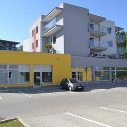 Nadštandardný obchodný priestor v novostavbe, blízkosti obchodných centier - Žilina