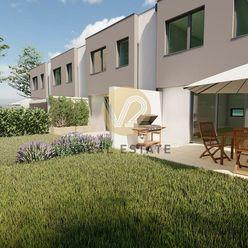 NOVÝ PROJEKT! Na predaj 4 izbové rodinné domy Nitra – Dolné Lefantovce