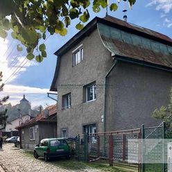 Rodinný dom na predaj - Banská Štiavnica - A. Gwerkovej - Göllnerovej