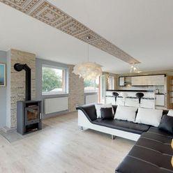 Unikátne bývanie v novostavbe s výhľadom na Malé Karpaty, byt B4