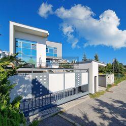 HALO reality - Predaj, rodinný dom Bratislava Nové Mesto, Koliba, exkluzívna rezidenčná vila - NOVOS