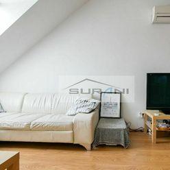 Zariadený, 2 izb. byt, 47m², Dunajská ulica - Staré Mesto, Bratislava. Bez provízie RK.