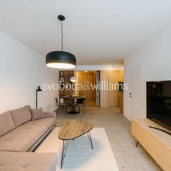 2-izbový byt s loggiou v novostavbe v historickom centre Trnavy
