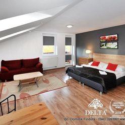 DELTA - Priestranný  1-izbový apartmán s balkónom na predaj Veľký Slavkov