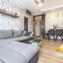 DOM REALÍT ponúka zrekonštruovaný 3 izbový byt v Senci