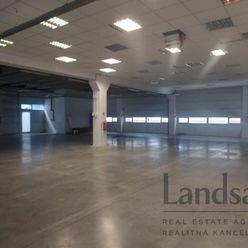 Skladovo/výrobný priestor v BA III na ul. Stará Vajnorská, 1200 m2, vhodné pre tlačiarne