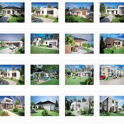 Certifikované moderné domy až na kľúč / Horný Ohaj