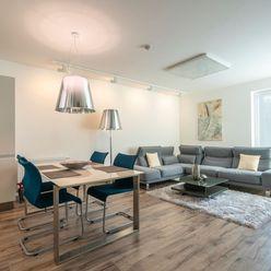 Ponúkame Vám na prenájom nadštandardný kompletne zariadený rodinný dom v Trenčíne - Kubrá.