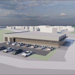 Priestory na prenájom - nové obchodné centrum Zuckermandel Považská Bystrica