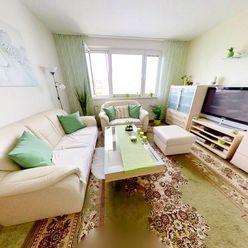 Na predaj 3 izbový byt vo vyhľadávanej lokalite, KLIMATIZÁCIA,  FURDEKOVA ulica, PETRŽALKA.