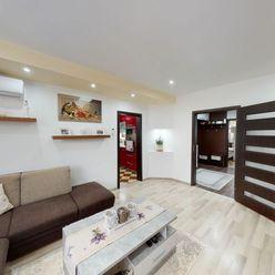 NA PREDAJ moderne zariadený 3-izbový byt po kompletnej rekonštrukcií v Dubnici nad Váhom - mestská č