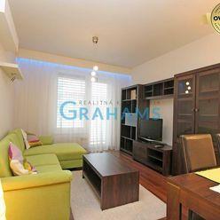 GRAHAMS - PRENÁJOM, 2-izbový byt s garážou a loggiou, Lužná, Petržalka