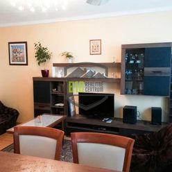 Rezervované - 2 izbový veľký byt v tichej lokalite na Čermáni