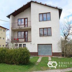 Praktický 3-generačný 6-izbový rodinný dom v meste Snina