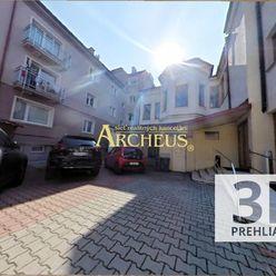 3D PREHLIADKA: PRENÁJOM - KANCEL. PRIESTORY, 60 M2, LEVOČS.UL.,PREŠOV