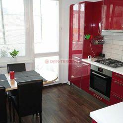 Zariadený 3 izbový byt po rekonštrukcii s loggiou, zateplený dom – KRÁSNOHORSKÁ ULICA, BA V.