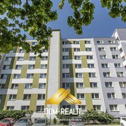DOM-REALÍT ponúka 2izb byt na Toplianskej ul.