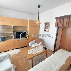 1-izb. byt s loggiou Čapajevova ul., Terasa