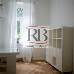 Na prenájom 2 izbový byt na Palárikovej ulici v Starom Meste, BAI