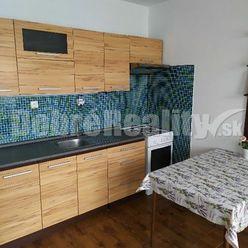 Veľký 1-izbový byt na predaj v Šali-Veči, 48m2