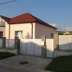 4 izbový rodinný dom do prenájmu Bratislava Lamač