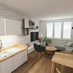 Na splátky • Rezervácia od 15% z ceny • 1 izbový byt • Martin - Sever