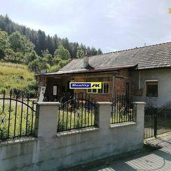 Rodinný dom okres Turčianske Teplice obec Brieštie