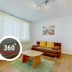 AXIS REAL:: Zariadený 1-izbový byt, BA V. Petržalka, ul. Topoľčianska
