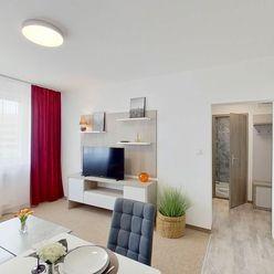 Na prenájom 2-i. apartmán s výbornou dostupnosťou do centra, klimatizácia