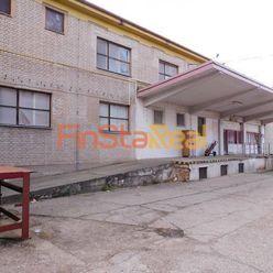 Na predaj výrobno - skladový areál v Trnave