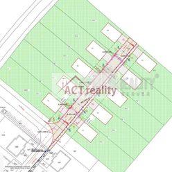 ACT Reality: Pozemky  pre rodinné domy, 1000 m2, Malinová, okres Prievidza
